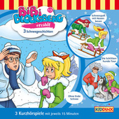Kurzhörspiele - Bibi erzählt: Schneegeschichten von Bibi Blocksberg