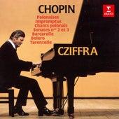 Chopin: Polonaises, Impromptus, Sonates, Barcarolle... fra Georges Cziffra