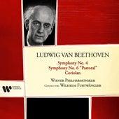 Beethoven: Coriolan, Symphonies Nos. 4 & 6