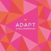 Global Underground: Adapt #5 ((Mixed)) de Various Artists