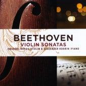 Beethoven Violin Sonatas by Emanuel Borok
