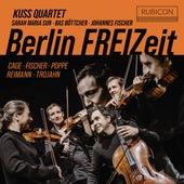 Berlin FREIZeit by Kuss Quartet