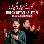 Kufay Diyan Galiyan de Naughty Boy, Calum Scott & Shenseea
