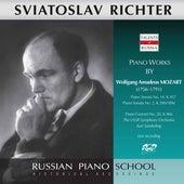 Mozart: Piano Works (Live) by Sviatoslav Richter