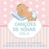Canções de Ninar - Suaves Versões de Grandes Sucessos para Relaxar e Dormir - Vol. 6 de Sleeping Bunnies