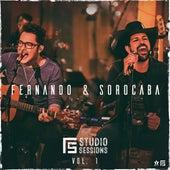 FS Studio Sessions Vol. 1 de Fernando & Sorocaba