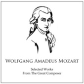 Wolfgang Amadeus Mozart by Wolfgang Amadeus Mozart