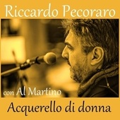 Acquerello di donna by Riccardo Pecoraro