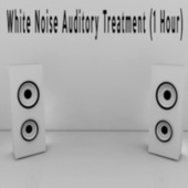 White Noise Auditory Treatment (1 Hour) by Color Noise Therapy