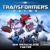 Folge 16: Der menschliche Faktor (Das Original-Hörspiel zur TV-Serie) von Transformers: Prime