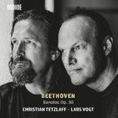 Beethoven: Violin Sonatas, Op. 30 Nos. 1-3 by Christian Tetzlaff