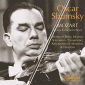 Mozart, J.S. Bach, Schumann & Others: Works von Oscar Shumsky