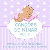 Canções de Ninar - Suaves Versões de Grandes Sucessos para Relaxar e Dormir - Vol. 7 de Sleeping Bunnies