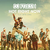 Hot Right Now von DJ Fresh