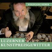 Luzerner Kunstpreisgewitter by Wolfgang Sieber