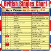 British Singles Chart - Week Ending 6 January 1956 de Various Artists