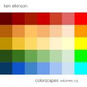 Colorscapes Volumes 1-5 by Ken Elkinson