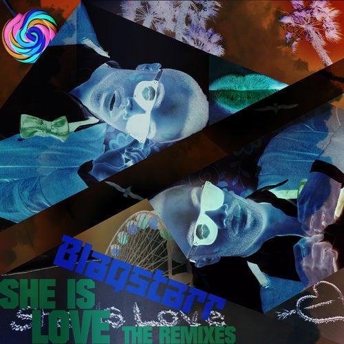 She Is Love by DJ Blaqstarr
