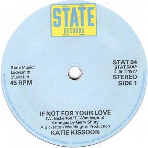If Not for Your Love by Katie Kissoon
