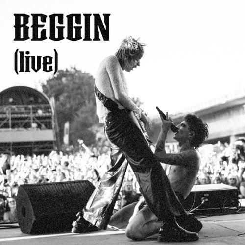 Beggin' (Live) di Måneskin