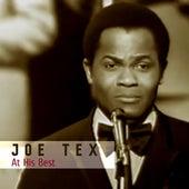 At His Best by Joe Tex