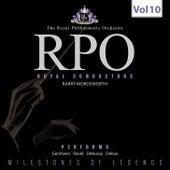 Milestones of Legends Royal Conductors, Vol. 10 by Arthur Rodzinski