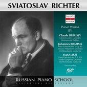 Debussy, Brahms & Liszt: Piano Works (Live) de Sviatoslav Richter
