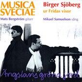 Sjoberg: Fridas Book di Mikael Samuelson
