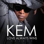 Love Always Wins (Deluxe) by Kem