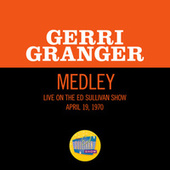 At The Crossroads/What Are You Doing The Rest Of Your Life (Medley/Live On The Ed Sullivan Show, April 19, 1970) von Gerri Granger