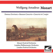 Wolfgang Amadeus Mozart - Famous Overtures -Bassoon Concerto - Concerto in C major by Mozart Festival Orchestra