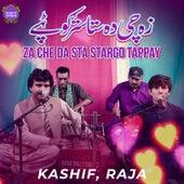 Za Che Da Sta Stargo Tappay - Single by Kashif