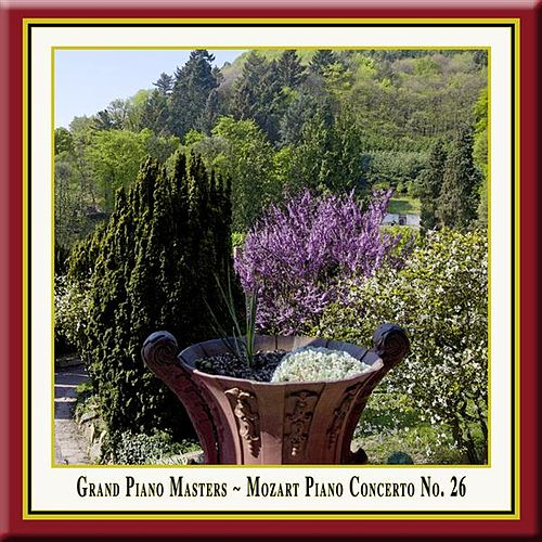 Grand Piano Masters: Mozart: Piano Concerto No. 26, 'Coronation' by Christoph Soldan
