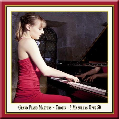 Grand Piano Masters: Chopin: 3 Mazurkas Opus 50 by Magdalena Mullerperth