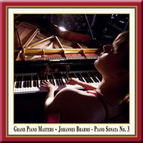 Grand Piano Masters: Brahms: Piano Sonata No. 3 by Magdalena Mullerperth