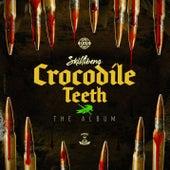 Crocodile Teeth LP by Skillibeng