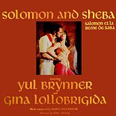 Solomon And Sheba de Original Soundtrack