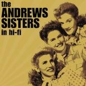 The Andrews Sisters In Hi-Fi de The Andrews Sisters