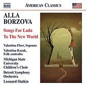 Borzova: Songs for Lada - To The New World von Various Artists