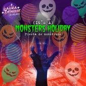 It's a Monsters Holiday (Fiesta de Monstruos) by Laura Denisse y Los Brillantes