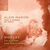 Mozart: Les quatuors pour flûte et cordes di Alain Marion