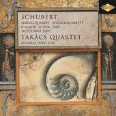 Schubert: String Quartet in G Major / Piano Trio in E Flat Major