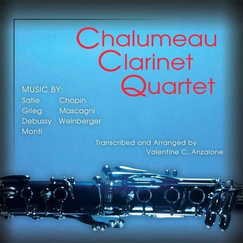 Chalumeau Clarinet Quartet by Chalumeau Clarinet Quartet