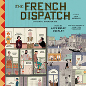 Animated Car Chase (From The Original Soundtrack Of The French Dispatch) de Alexandre Desplat