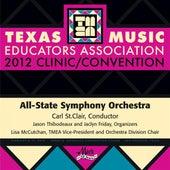 2012 Texas Music Educators Association (TMEA): All-State Symphony Orchestra de Texas All-State Symphony Orchestra