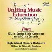 2012 Florida Music Educators Association (FMEA): High School Honors Orchestra von Florida High School Honors Orchestra