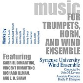 Music for Trumpets, Horn and Wind Ensemble, Vol. 2 by Various Artists