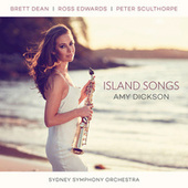 Island Songs by Amy Dickson