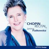Chopin Recital 2 by Janina Fialkowska