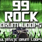 99 Big Rock Drum Loops by Ultimate Drum Loops